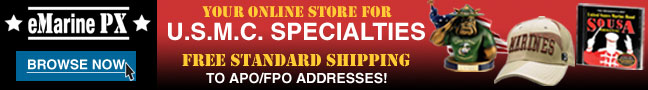 eMarinePX -Your One Stop Shop for US Marine Corps Merchandise