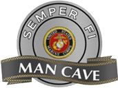 Semper Fi Man Cave Sign