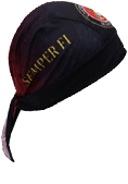 Marines Headwrap