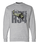 Marines H34 Crew Neck Sweatshirt