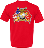 Semper Fi Until I Die T-Shirt