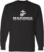 Marines The Few, The Proud Sweatshirt